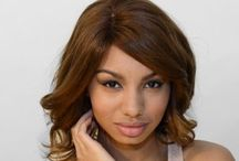 Custom Wigs / Custom wigs hand-made with 100% virgin, human hair. Natural looking wigs to wear during cancer treatment.