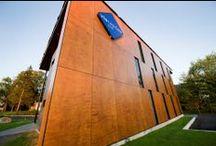bâtiments brillants au Quebec / Découvrez ces bâtiments brillants au Québec dans lequelles nous avons fait partie.#brilliantbuildings.  Contact: Eric Gervais | egervais@engineeredassemblies.com | 514-347-7263