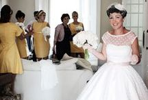 Robes de mariée fifties