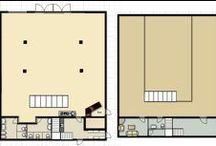Floor Plans for Holland Marsh Wineries / Find previously used floor plans to better understand our venue space.