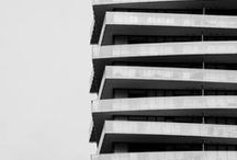 Brutalist Architecture / For the love of Brutalist architecture that flourished from the 1950s to the mid-1970s