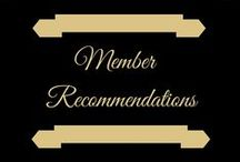 RECOMMENDATIONS / Attention Members! If you know someone with amazing style & would love to recommend them to V Inc, please pin their names here & tag them in your comments. All nominations must be posted publicly on this board to allow our members to review. Nominations will remain open for a minimum of one week before an invitation is issued. If any member has a concern regarding a recommendation, please contact me privately. All information will be entirely confidential. Thank you! -- Wild Cherry