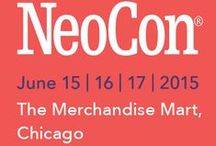 NeoCon 2015 / NeoCon, the commercial interiors industry's most important annual event – bringing together the right people, the best products, and the most innovative ideas.