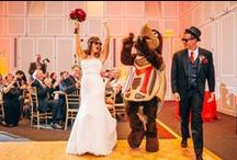 Maryland Pride / Ideas for a Maryland inspired wedding or special event.