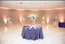 Ideas & Design Inspiration / Unique wedding ideas & decor seen at past couples' weddings at Riggs Alumni Center.