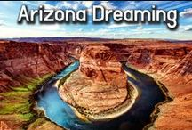Arizona Dreaming / Author Dalia Daudelin is dreaming of Arizona... at least, until she moves there in late 2015! / by Midnight Climax Publishing (An Author Owned Publishing House)