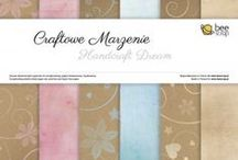 Craftowe Marzenie/ Handcraft Dream / papiery do scrapbookingu/ scrapbooking paper collection