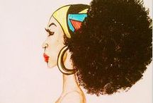 *Hairstyles...* / Natural Hair Only!