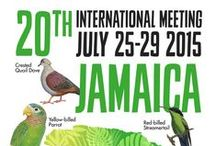 BirdsCaribbean 2015 / BirdsCaribbean held its 20th International Meeting in Kingston, Jamaica from July 25 - 29, 2015. Here are some bits and pieces from that event.