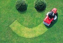 creaties met gazon en gras / knutselen en spelen met gras!