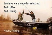 Fishing Quotes / Join the fun and check out our selection of fishing & outdoor quotes, saying, etc.