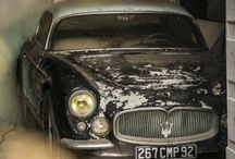 Barnfind and field cars