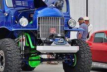 Jeeps, Trucks, Pickups
