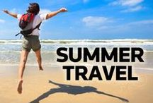 Summer Travel / Putting together your summer plans is much more than simply picking the destination. From safety suggestions to tips on how to handle traffic tickets and travel delays, our summer travel board has everything you need to have a safe, fun and legal vacation