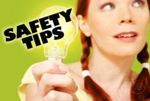 Safety Tips / Legal safety tips and information for you and your family.