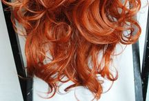 Hair - Cascades of Locks / Hairstyles and designs for dancers, wedding, special events and fun.