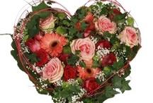 Kwiaty: Dzien Matki / Mother's Day | Dzien Matki | Serca Kwiatowe
