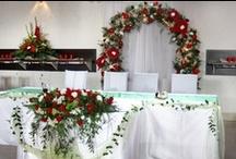 Luki kwiatowe / Kwiaciarnia KAJA jako studio florystyczne zapewnia najwyzszej jakosci uslugi. Zajmujemy sie kompleksową oprawa slubna w zakresie florystyki, do tej pory nasze kompozycje uswietnily ponad 400 ceremonii zaslubin. Wszystko wykonujemy z zywych kwiatow. Zajmujemy sie tez kwiatowa dekoracja Sal Weselnych.