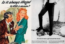 Inappropriate vintage advertising / Quirky and often wildly inappropriate by today's standards.
