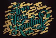 Typography / by usama eltelbany