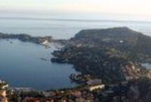 VUES DU CAP-FERRAT / Des vues et paysages de la presqu'île et pris depuis la presqu'île !
