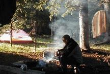 Camping  / by Mark Hanner
