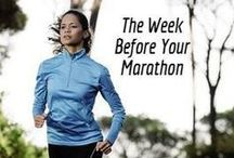 Marathon Training / Sign up & train for the Garden Spot Village Marathon!