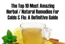 Home Remedies / Tips to using household items & raw foods as home remedies for sickness, beauty & health.