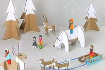"""Tipy na 3D """"hračky"""" a dekorace / Finty, tipy a triky pro domov a tvoření s dětmi"""