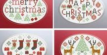 On EBAY - Riverdrift Cross Stitch Sampler Kits / Some of our best-selling counted cross stitch kit designs, all currently available via ebay.