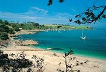Why We Love Cornwall / Favourite places we go to unwind, re-charge, restore... heaven is a place on earth!