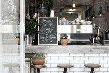 Cafés & Stores