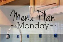 Menu Plan Monday / Great recipes that we have used as part of our meal plan.  / by Krafty Owl