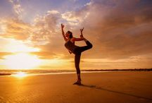 Workout & yoga / Inspiration and motivation to exercise and do more yoga