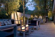 Valoa puutarhassa | Garden Lights / Korosta puutarhan yksityiskohtia ja luo tunnelmaa valoilla.  Garden Lights  for Creating Mood in the Garden.