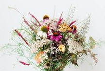 Kukkakimppuja | Bouquets / Kukkakimppuja ja leikkokukkia - omasta puutarhasta tai lempifloristilta.  Ilahduta itseäsi tai ystävääsi!