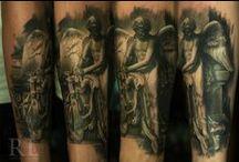Tattoos / by Candylynn Gonzalez