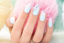 Pastel mood / Try out a pastel manicure before summer comes :))