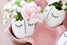 Easter Ideas / Great Ideas for Easter Time ;)