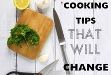 Cooking Tips / The most helpful cooking tips for an easier time in the kitchen.