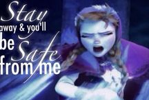 FROZEN Heart & Disney Glamour / ❄ frozen hearts ❄️ Disney graphic art, Disney costume play, Disney cartoon characters