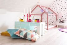KIDS ROOMS / Inspiration I Children's Décor I Great Spaces for Little People
