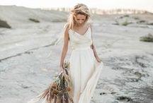 Beach Weddings / Wir lieben Strandhochzeiten mit ihrem unkomlizierten Flair und tuftig frischem Wind, bringen sie jeden zum schmelzen...