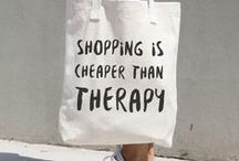 I WANT... / Retail Therapy I Covet I Shopping
