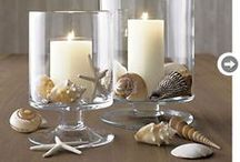 Świece / Dekorowanie świecami - dekoracje stołu, które oczarują Twoich gości! Wystarczy kilka świec i dużo wyobrażni :)
