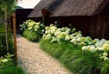 Idée pour jardin / Le jardin, qu'il sois champêtre ou structuré, un jardin à l'anglaise ou à la française, tous le monde peut y trouvé son conte et s'en inspiré.