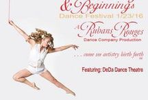 """Awakenings & Beginnings International Dance Festival / Awakenings & Beginnings International Dance Festival™ by RubansRougesDance.com """"LA's beloved first dance festival of the year™"""" 2018 is our 7th installment."""