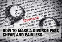 Divorce / Unfortunately, not all marriages last and the process of divorce can be a daunting process to go through, both emotionally and legally. In this board you will find helpful information covering various divorce related topics.