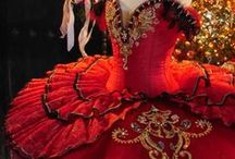 Ballet Tutus / Fancy, frilly, fluffy artful designs