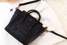 Black Bags / Black Bags - Bags - Ledertaschen - Leatherbag - Schwarze Taschen - Abendtaschen - Reisetaschen - all about Black